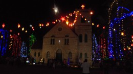 Christmas_Church at Night