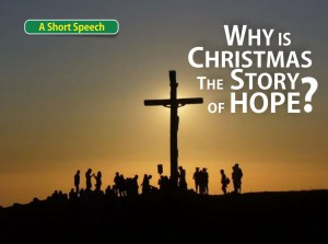 A Short Speech for Christmas_Hope!