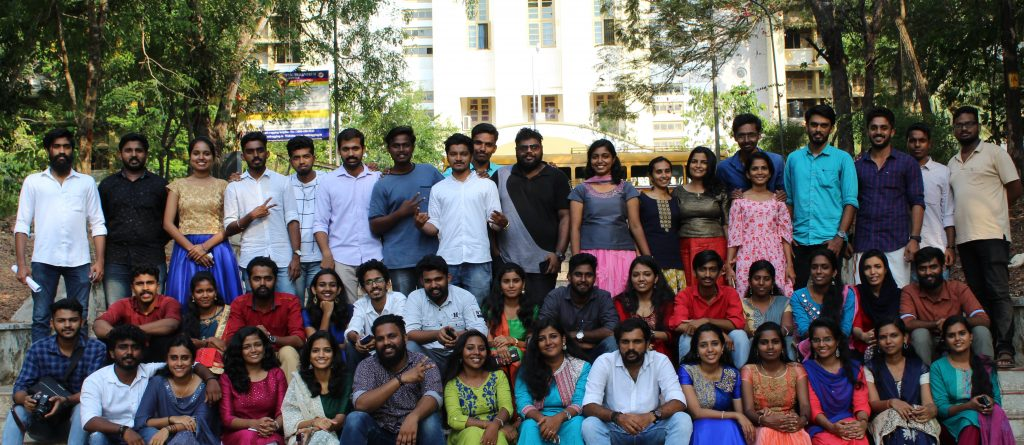 CET MCA Class Group Photo