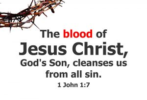 Blood Jesus Cleanse