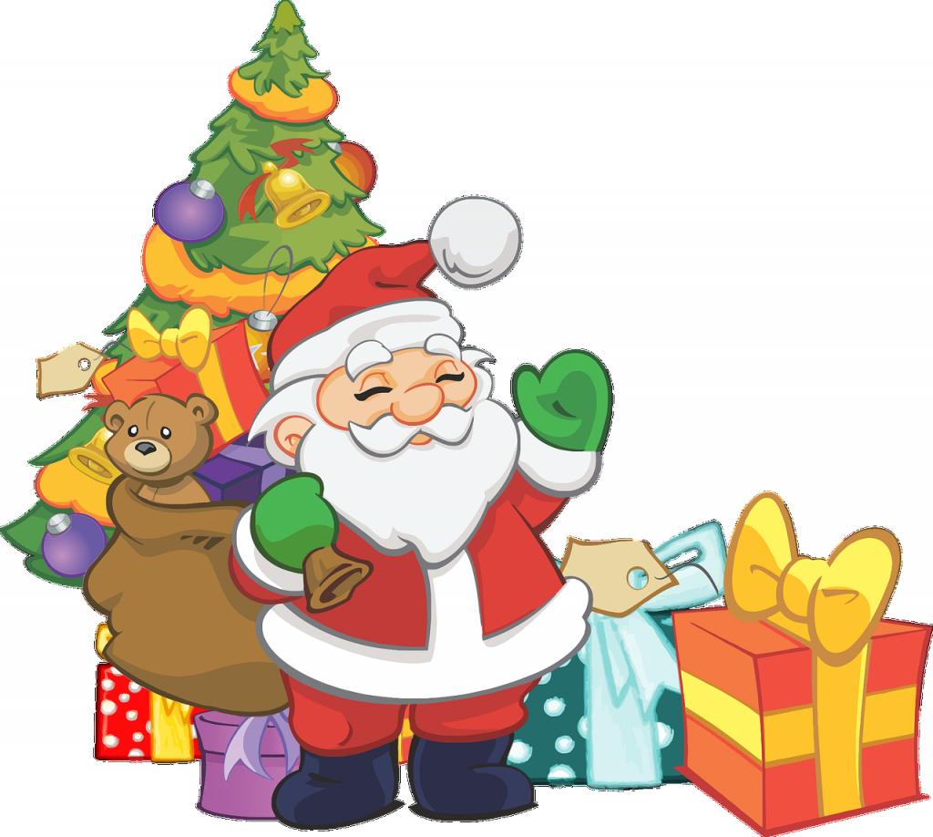 Santa Claus Christmas Gifts